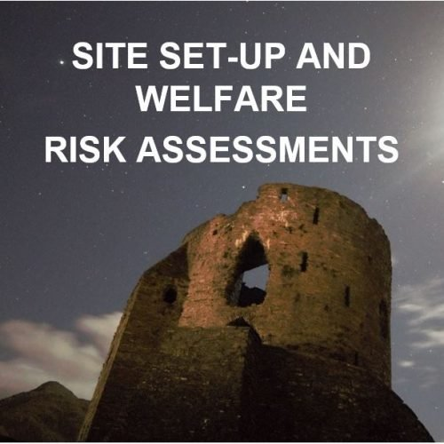 04. Site Set-Up and Welfare
