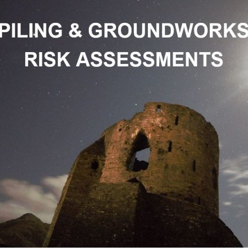 10. Piling and Groundworks