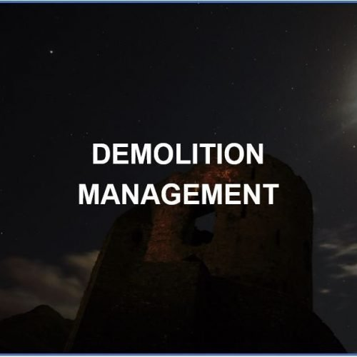 Demolition Management
