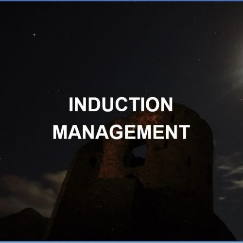 Induction Management