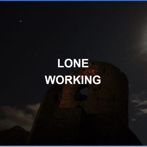 Lone Working